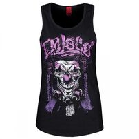 Blood In Blood Out Loco Woman D- Tank Top