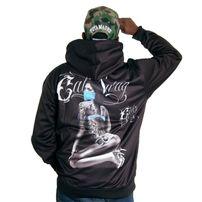 Bsat Cali Swag Hoodie Black