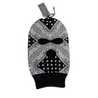 Cayler & Sons BL Bumrush SKi Mask Black White