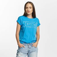 Cyprime Cerium Oversized T-Shirt Turquoise