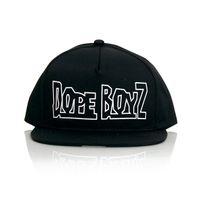 Dope Boyz Snapback Black