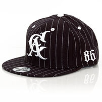 Dyse One CA Pinstripe Hat Black