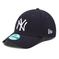 DETSKÁ NEW ERA 9FORTY YOUTH MLB LEAGUE BASIC NEW YORK YANKEES NAVY WHITE