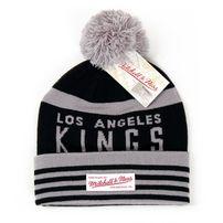 Mitchell & Ness On Field LA Kings Beanie