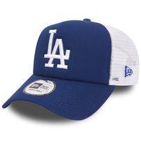 Šiltovka New Era 9Forty Trucker Clean A Frame LA Dodgers Blue White
