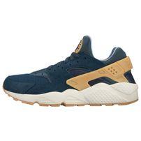 Pánske tenisky Nike Air Huarache Run Armory Navy Gum Yellow Blue Fox