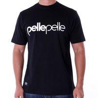 Pelle Pelle Back 2 Basics Tee Black
