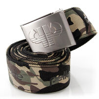 Pelle Pelle Core Army Belt Camo