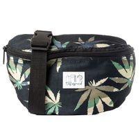 Spiral Grass Camo Bum Bag