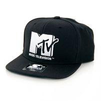 Starter MTV Icon Logo SB Black White