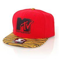 Starter MTV Retro Print SB Red Orange
