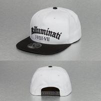 Thug Life Killuminati Cap White