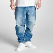 Thug Life Toljatti Carrot Fit Jeans Light Blue Denim
