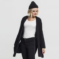 Urban Classics Ladies Oversized Cardigan blk/blk