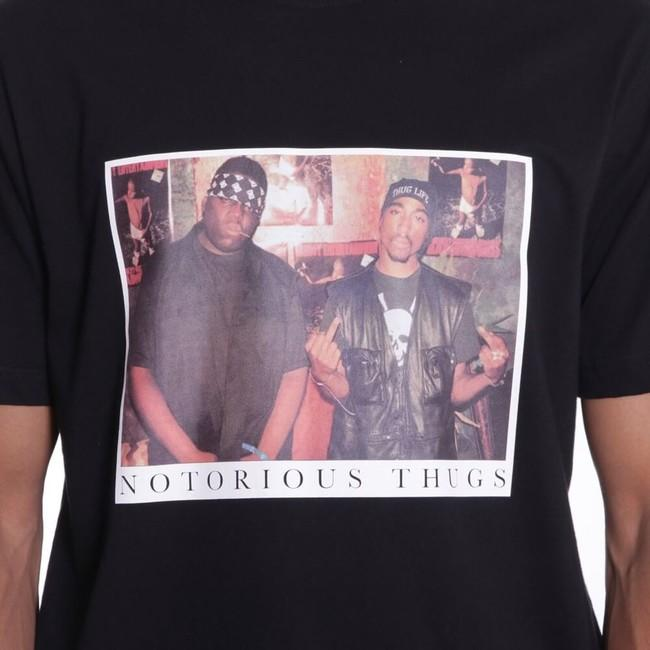 375ad589d02e Pánske Tričko Pelle Pelle Notorious Thugs Tee Black - Gangstagroup ...