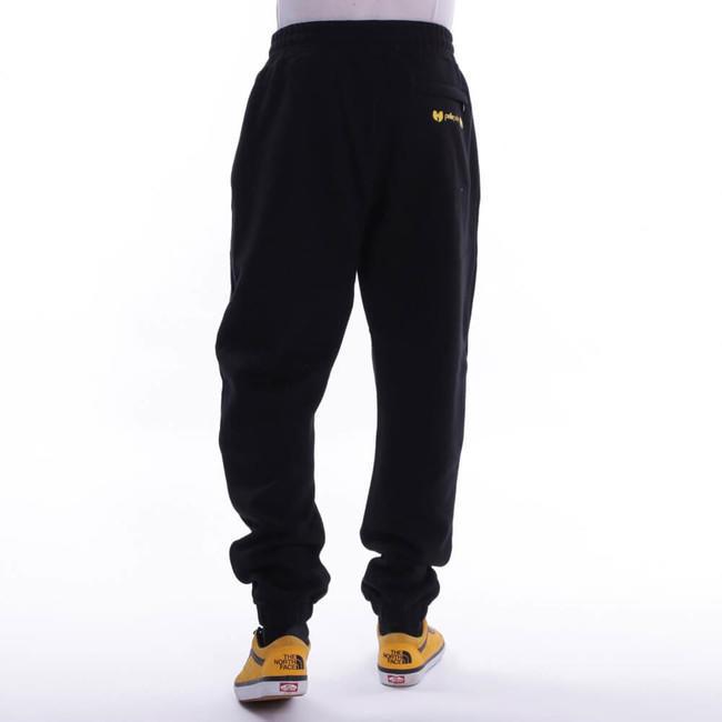 ... Tepláky Pelle Pelle Wu-Tang Batlogo Mix sweatpants Black ... 46ecc6617b5
