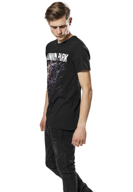 Mr. Tee Linkin Park Heart Tee black