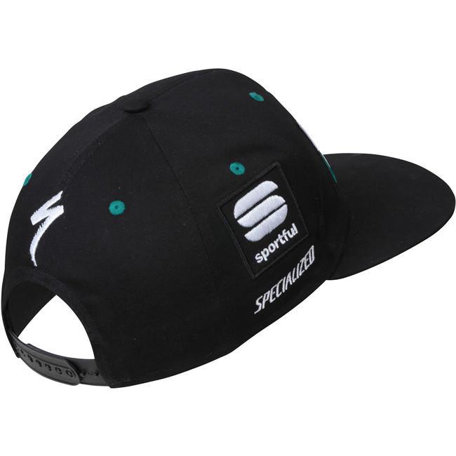 Čiapka Sportful Bora Hansgrohe Podium Snapback Black