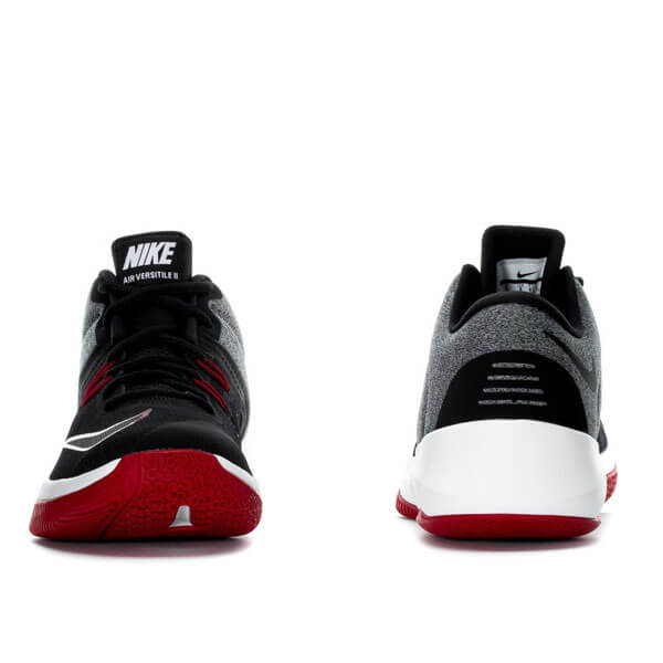 Tenisky Nike Air Versatile II Black Red Grey 921692-002