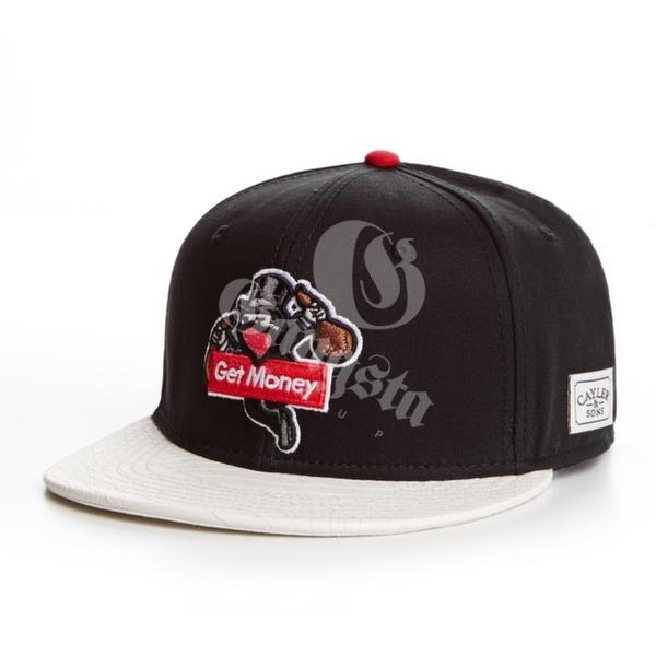 Cayler   Sons Get Money Black Red Snake Snapback - Gangstagroup.sk ... 266c06a9b7e