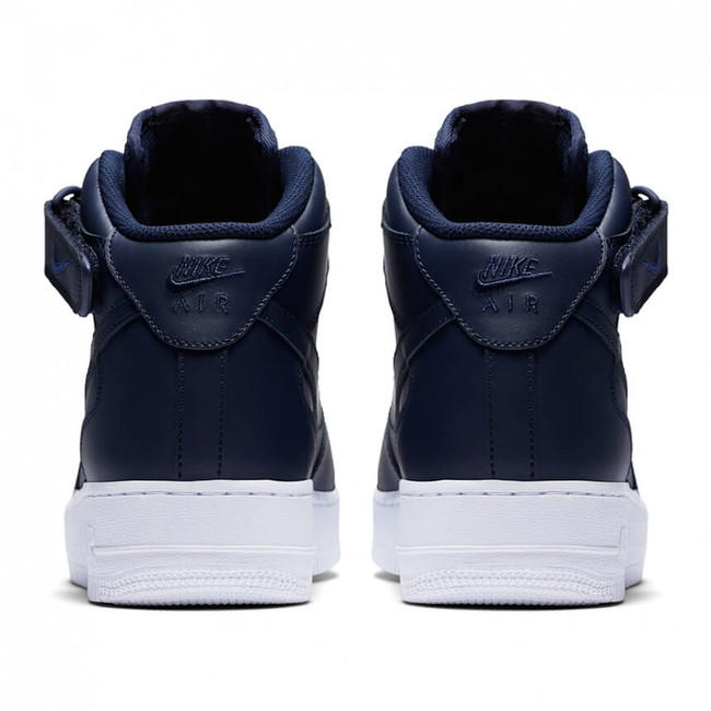 best loved 5d65d b4ac7 ... Nike Air Force 1 Mid `07 Obsidian White 315123-415 ...