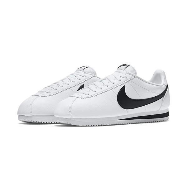 Nike Classic Cortez Leather White Black 749571-100