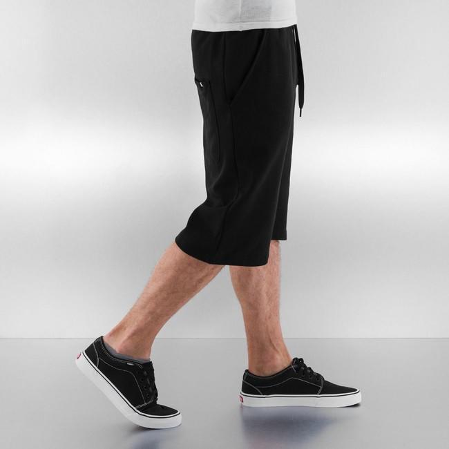 Dangerous DNGRS Smoff Sweat Shorts Black