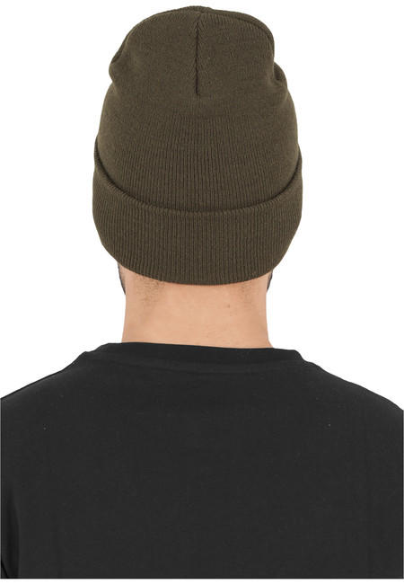 Urban Classics Heavyweight Long Beanie olive - Gangstagroup.sk ... 2bd28ab420d