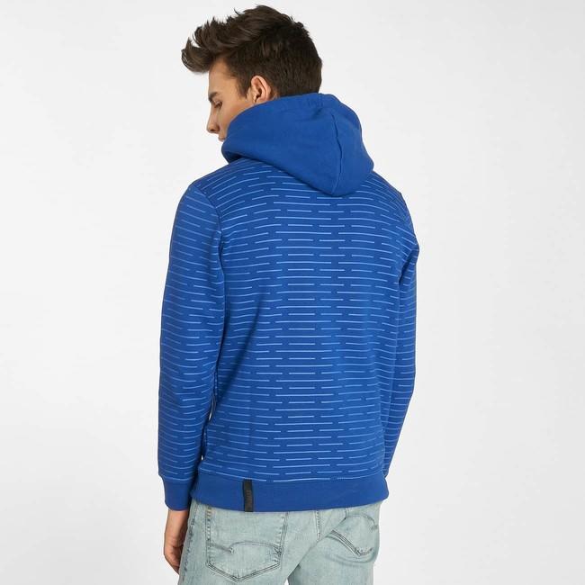 Cyprime / Hoodie Carbon in blue