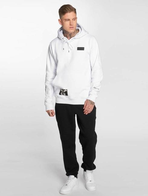 deus maximus hoodie cano in white online hip hop fashion store. Black Bedroom Furniture Sets. Home Design Ideas