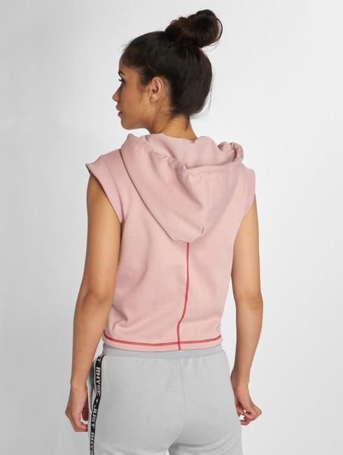 Just Rhyse / Hoodie Moeraki Active in rose
