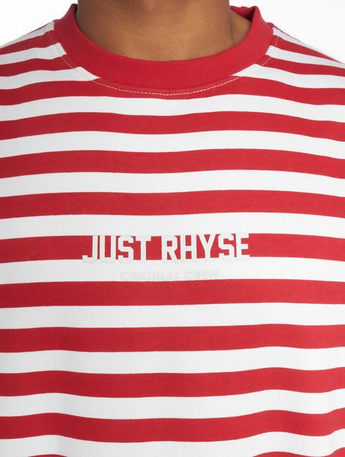 Just Rhyse / Jumper Port Orange in red