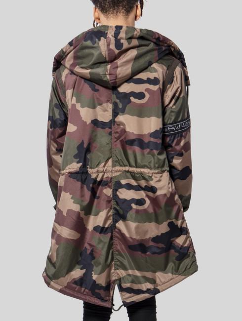 De Ferro / Parka London Camouflage in camouflage