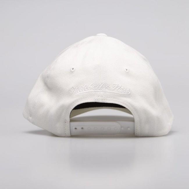 Mitchell & Ness snapback Own Brand white Deboss Snapback