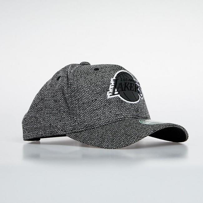 Mitchell & Ness snapback Chicago Bulls charcoal Woven Static Snapback