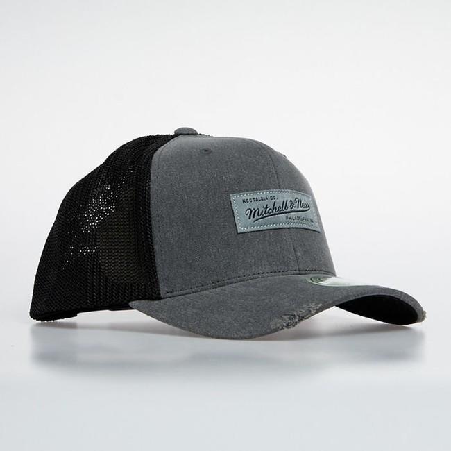 Mitchell & Ness snapback Own Brand black Overdyed Snapback