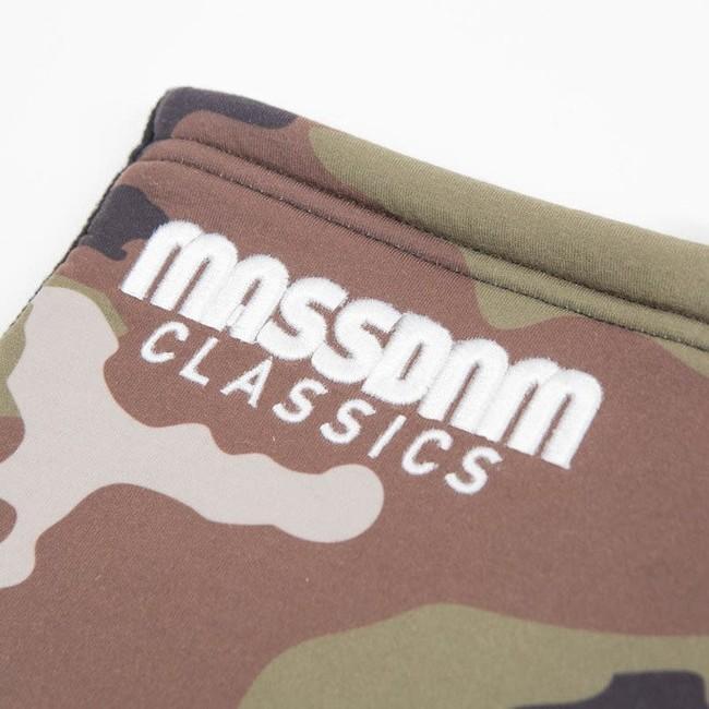 Mass Denim Neck Warmer Classics woodland camo