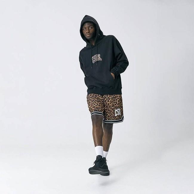 Cayler & Sons Sweatshirt Black Label Quote Box Hoody black / leo