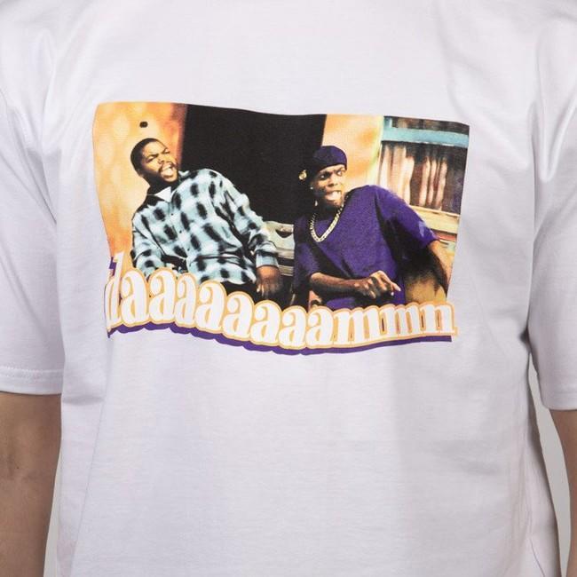 Mass Denim Icon Friday T-shirt white