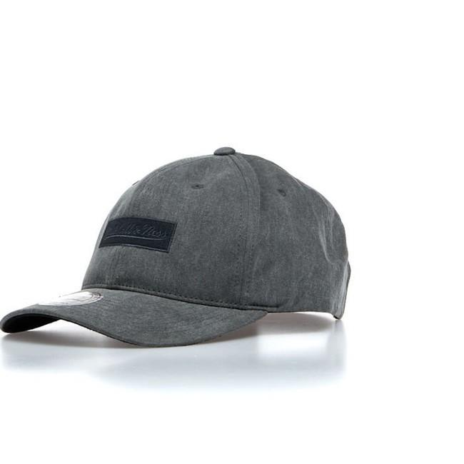 Mitchell & Ness strapback Own Brand black Washed Cotton Low Pro