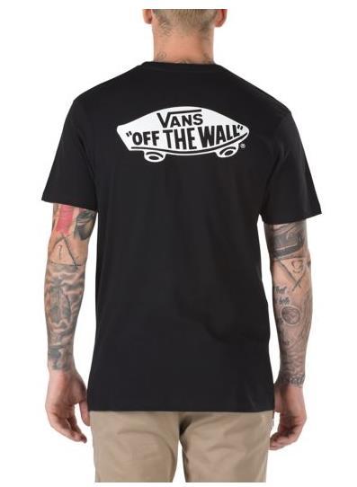6be078986 Pánske Tričko Vans MN Vans OTW Classic T-shirt Black - Gangstagroup ...