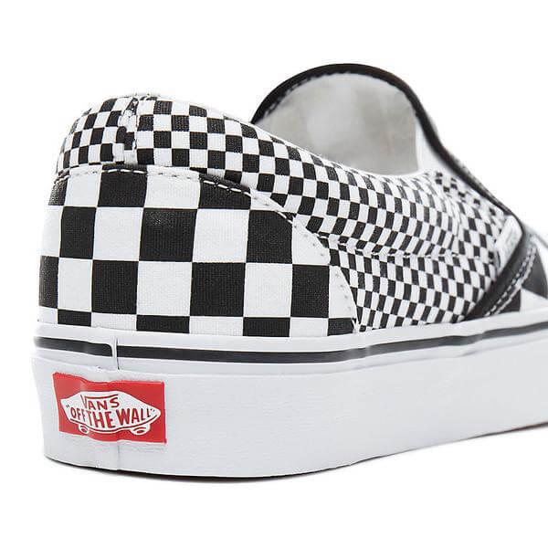 Pánské Tenisky VANS Old Skool Mix Checker Black True VA38F7Q9B