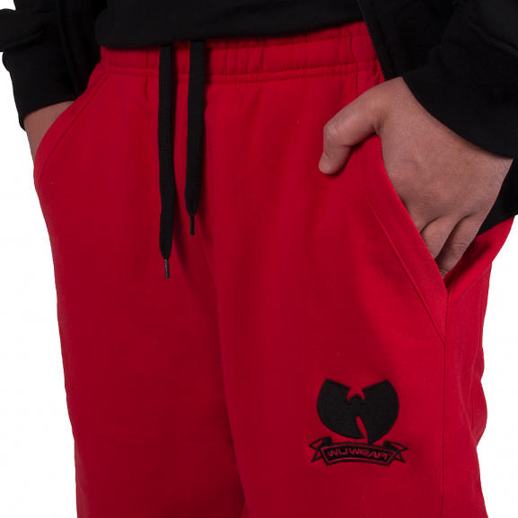 526b982fd5f8e Wu-Wear Brand Sweatpants Red - Gangstagroup.sk - Online Hip Hop ...