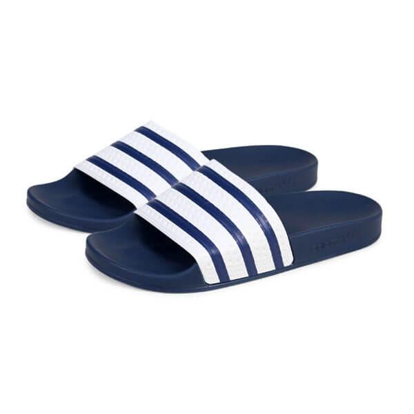 Šlapky Adidas Adilette Adi blue White Adiblu G16220 - 42 - 8.5 - 8 - 25.5 cm