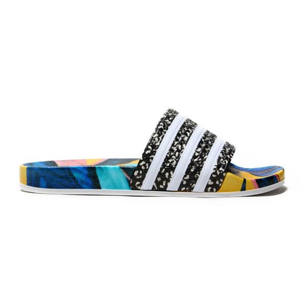 Dámské Šlapky Adidas Adilette Woman W Supcol White - Gangstagroup.sk ... 9f60bb09fc0
