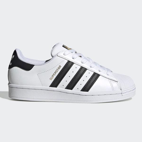 Detské Adidas Superstar Junior Cloud White - 37.3 - 5 - 4.5 - 22.5 cm