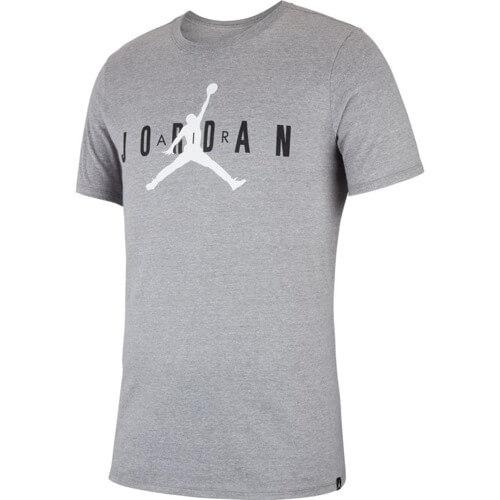 Pánske tričko Air Jordan Brand 5 T-shirt Grey - 2XL 023636e1797