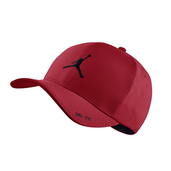 Šiltovka Air Jordan Nike Classic 99 Cap Gym Red - S/M