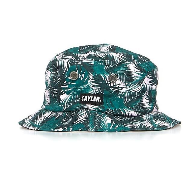 Cayler & Sons WL Green Jungle Bucket Hat pink/mc