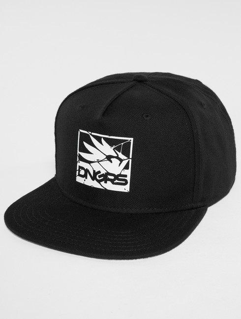 Dangerous DNGRS   Snapback Cap Eagleblock in black - Gangstagroup.sk ... 5ed9570dd37